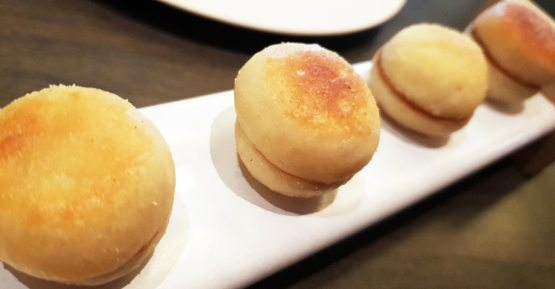 Eleven Madison Park English Muffins