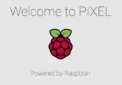 Pixel Raspbian