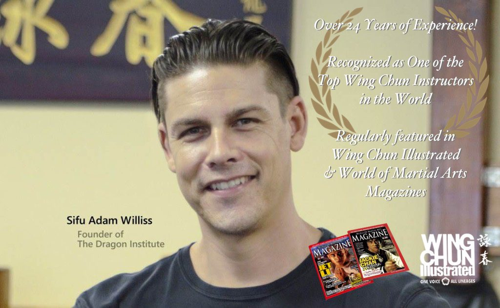 Adam Williss Wing Chun