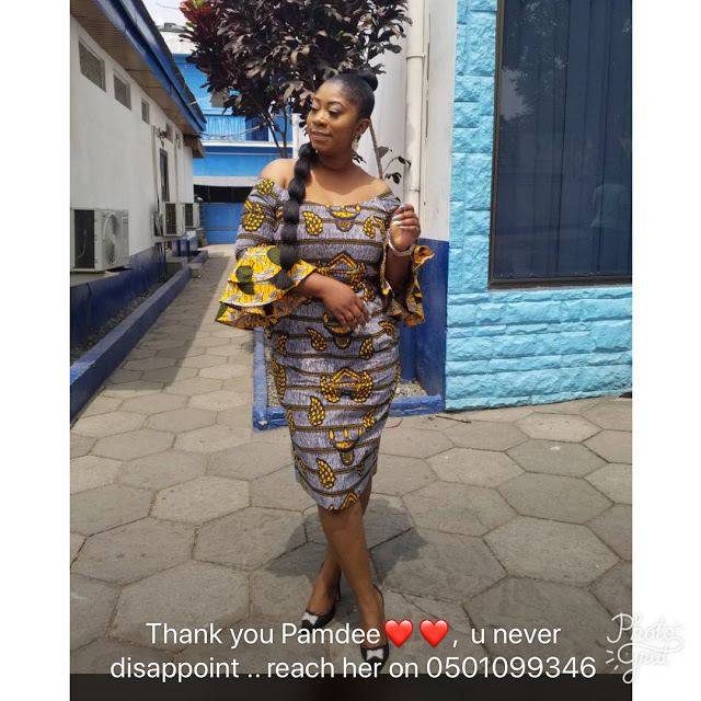 check out these african fashion ankara styles new ankara designs for ladies and be inspired. - AnkarastylesandHealthcaretips16 - Check Out These African fashion Ankara styles New Ankara designs for Ladies and be Inspired.