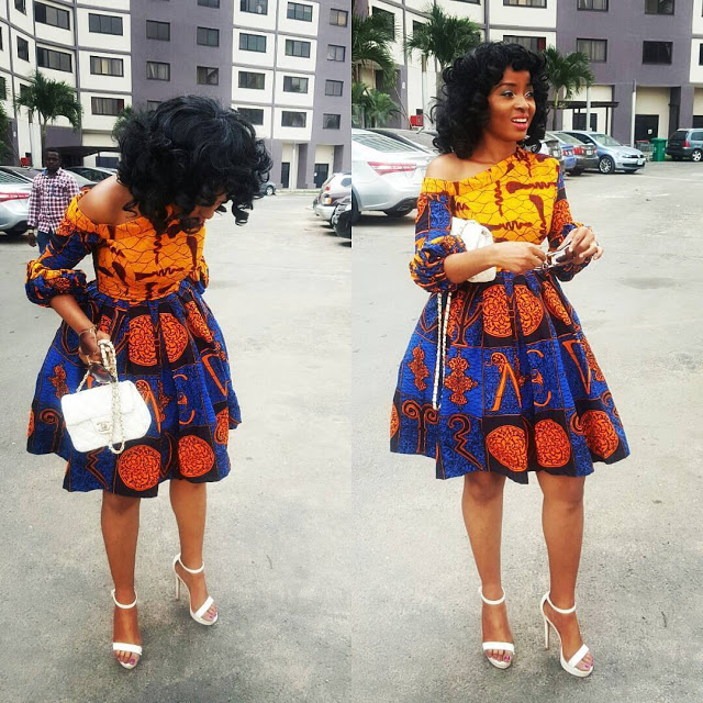 check out these african fashion ankara styles new ankara designs for ladies and be inspired. - AnkarastylesandHealthcaretips17 - Check Out These African fashion Ankara styles New Ankara designs for Ladies and be Inspired.