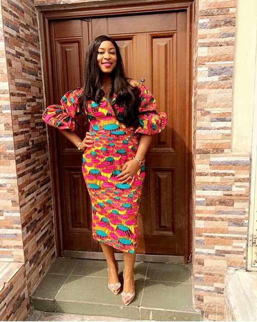 check out these african fashion ankara styles new ankara designs for ladies and be inspired. - AnkarastylesandHealthcaretips27 1 - Check Out These African fashion Ankara styles New Ankara designs for Ladies and be Inspired.