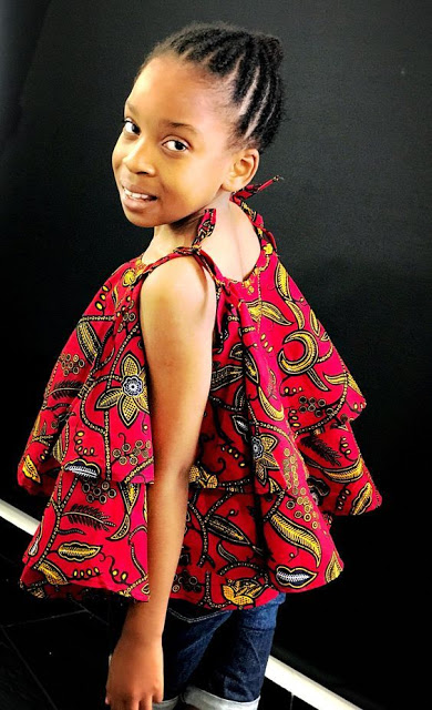 beautiful ankara styles for baby girls and littles, ankara styles for kid girls, ankara styles for girls, ankara styles for babies, beautiful and stylish ankara designs ideas for baby girls and little girls ankara styles for kids; little girls and baby girls ankara styles - {Od9ja Styles} - Ankara Styles For Kids; Little Girls And Baby Girls Ankara Styles