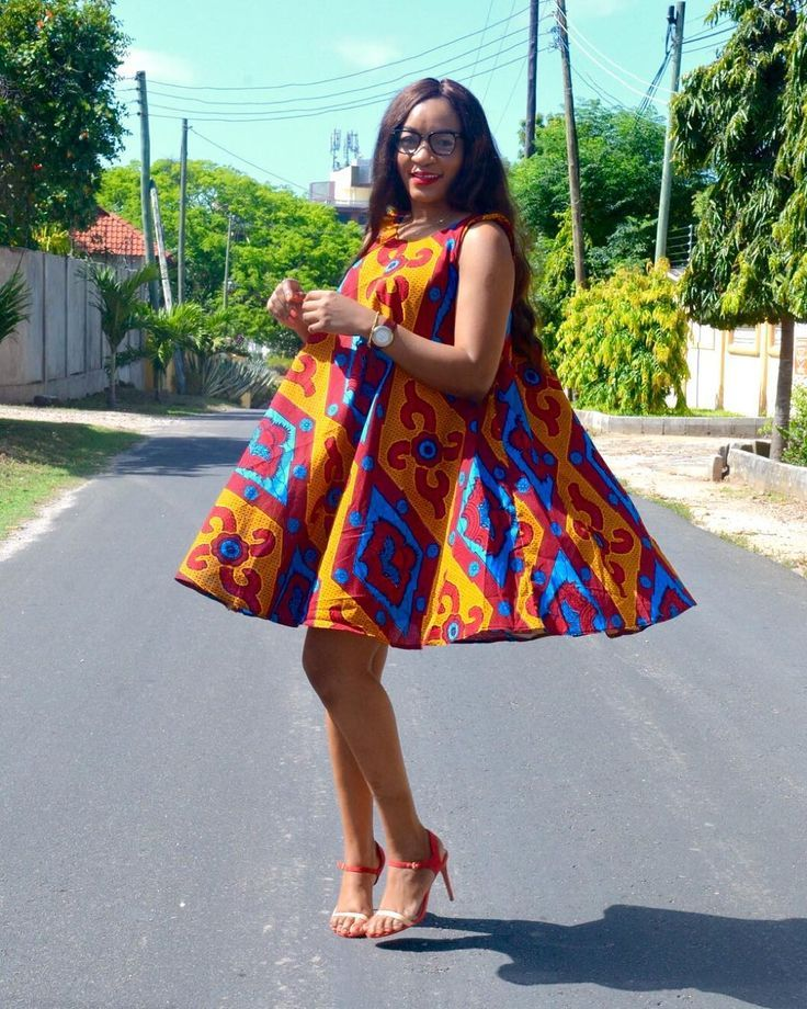 Beautiful Maternity Ankara Gowns For Pregnant Women