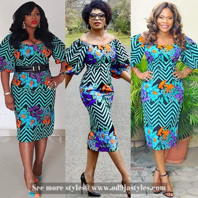 Modern Ankara Styles: Get Ready To The Party!