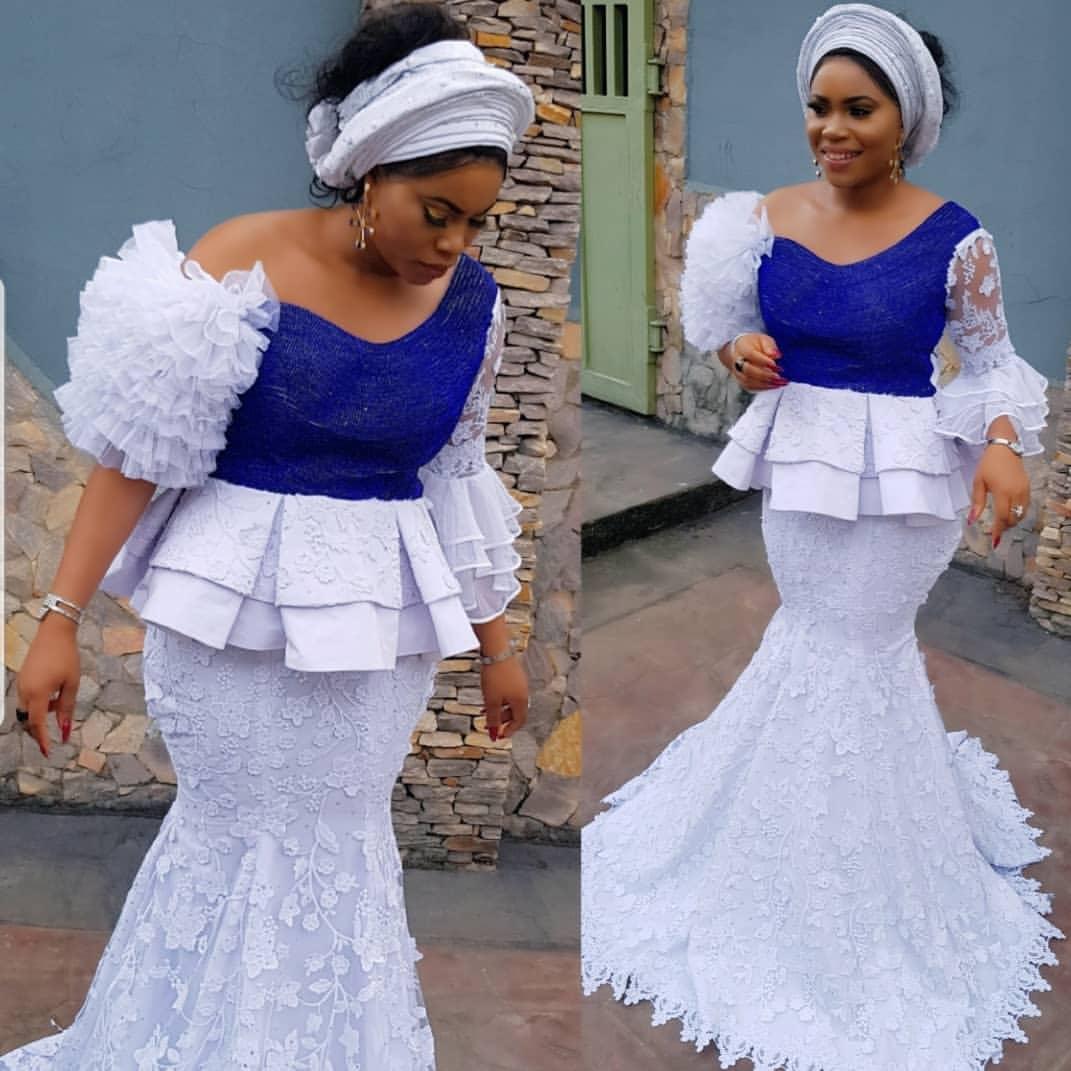 Wedding Hairstyles In Nigeria: Nigerian Owambe Styles: 30 Gorgeous New Looks