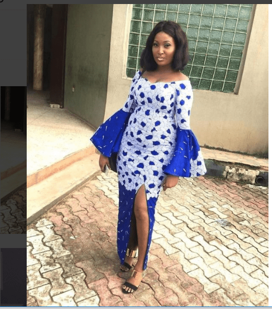 High Class Ankara Long Gown Styles 2019 Lovely and Classic Styles High Class Ankara Long Gown Styles 2019: Lovely and Classic Styles - {Od9ja Styles} - High Class Ankara Long Gown Styles 2019: Lovely and Classic Styles