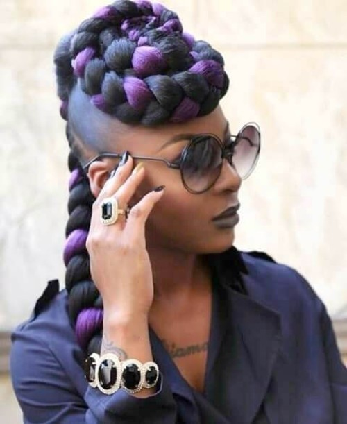Single and Individual Braids You Must Love lovely 40 single or individual braids you must love - 1542975932 586 Lovely 40 Single or Individual Braids You Must Love - Lovely 40 Single or Individual Braids You Must Love