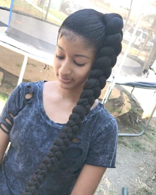 Single and Individual Braids You Must Love lovely 40 single or individual braids you must love - 1542975933 20 Lovely 40 Single or Individual Braids You Must Love - Lovely 40 Single or Individual Braids You Must Love
