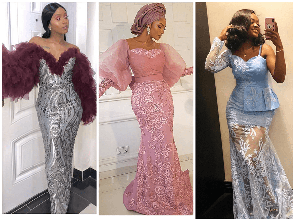 7c28b0ac6b9 Check Out These 50 Most Gorgeous New Looks of Lace Aso Ebi Gown Styles  Perfect For