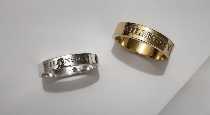 wedding ring set wedding ring set ideas for you and bae - {Od9ja Styles} - Check Out These Wedding Ring Set Ideas For You And Bae