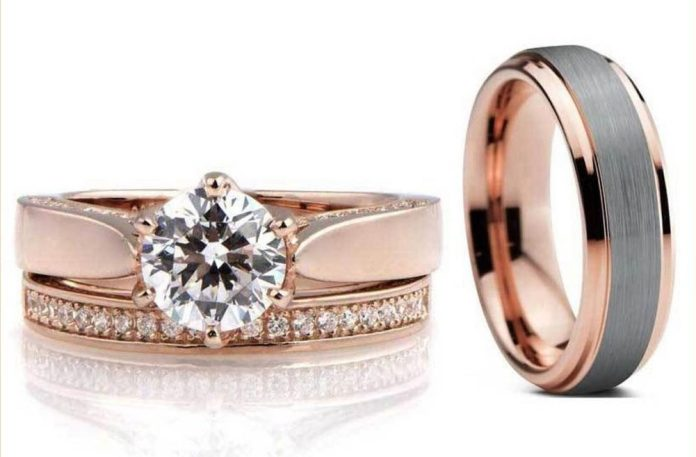 wedding ring ideas wedding ring set ideas for you and bae - {Od9ja Styles} - Check Out These Wedding Ring Set Ideas For You And Bae