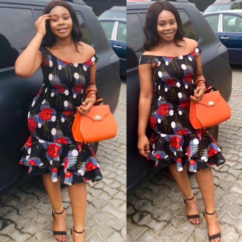 Rock your superb Elegant Ankara and Aso Ebi Styles well - {Od9ja Styles} - Rock your superb Elegant Ankara and Aso Ebi Styles well