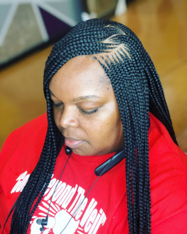 - {Od9ja Styles} - Recent 2019 African Braids Hairstyles Ideas for Ladies