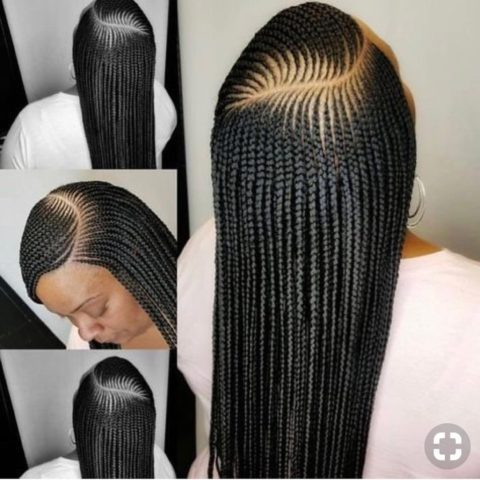 Braid hairstyles braid hairstyles - ankara and asoebi styles 1551470818 - Gorgeous, Trendy and Stunning Braid hairstyles for Ladies