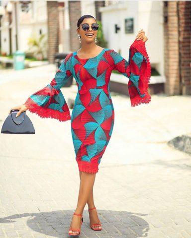 Nice ankara designs New Nigerian Ankara styles; Nice ankara designs for 2019 - {Od9ja Styles} - New Nigerian Ankara styles; Nice ankara designs for 2019