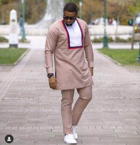 Glamorous, Trendy and Stunning Native Dresses for Men