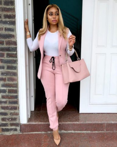 Casual outfit for work  - {Od9ja Styles} - Classy Casual outfit for work