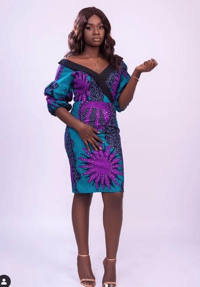 2020 Short African Fashion Dresses