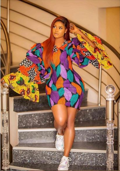 Ankara Gown Styles for Ladies ankara gown styles for ladies - Ankara Gown Styles for Ladies 17 - 50 Gorgeous Ankara Gown Styles for Ladies – Ankara Styles Pictures [2020 Trends]