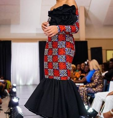 ankara latest styles - Ankara Latest Styles 13 366x380 - African Fashion: 70+ Creative, Trendy and Stylish Ankara Latest Styles