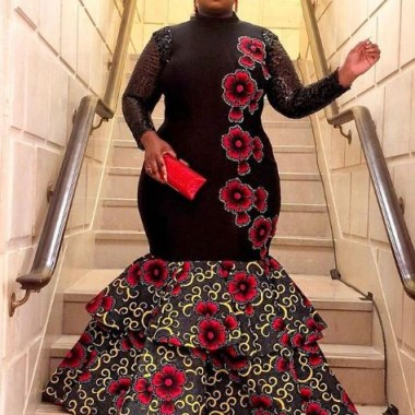 ankara latest styles ankara latest styles - Ankara Latest Styles 27 380x380 - African Fashion: 70+ Creative, Trendy and Stylish Ankara Latest Styles