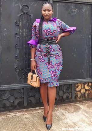 Latest Nigeria Ankara Styles  latest nigerian ankara styles - Latest Nigeria Ankara Styles 80 Collection of Ankara Fashion Designs 2 - Latest Nigerian Ankara Styles | 101 Collection of Ankara Fashion Designs