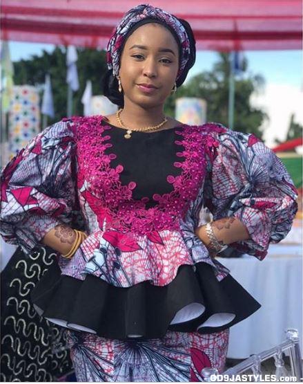 Latest Nigeria Ankara Styles  latest nigerian ankara styles - Latest Nigeria Ankara Styles 80 Collection of Ankara Fashion Designs 54 - Latest Nigerian Ankara Styles | 101 Collection of Ankara Fashion Designs