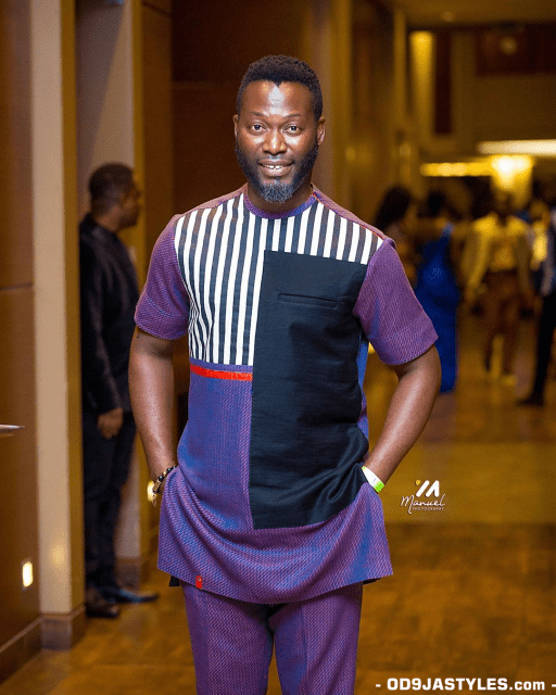 Native Casual Dress Outfits for Nigerian Men native casual dress outfits for nigerian men - Native Casual Dress Outfits for Nigerian Men 14 512x640 - Smart Native Casual Dress Outfits for Nigerian Men