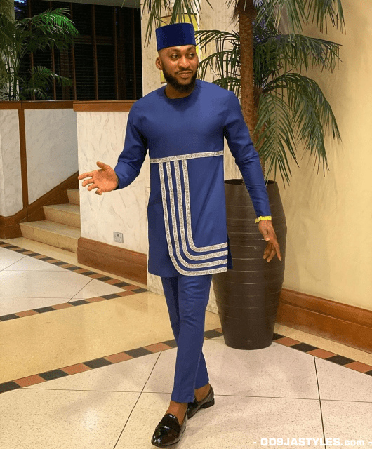 Native Casual Dress Outfits for Nigerian Men native casual dress outfits for nigerian men - Native Casual Dress Outfits for Nigerian Men 6 530x640 - Smart Native Casual Dress Outfits for Nigerian Men