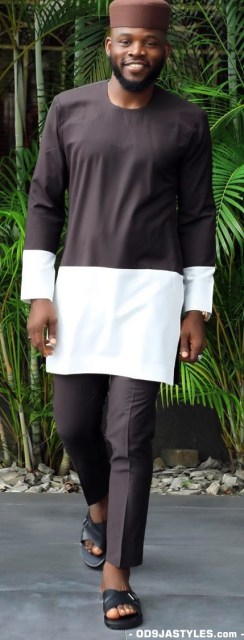 Nigerian Casual Fashion Styles for Men nigerian casual fashion styles for men - Nigerian Casual Fashion Styles for Men 6 244x640 - Nigerian Casual Fashion Styles for Men