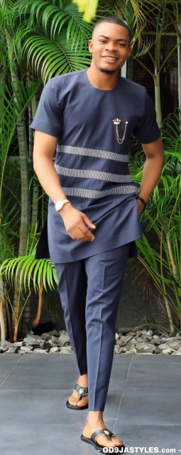 Nigerian Casual Fashion Styles for Men nigerian casual fashion styles for men - Nigerian Casual Fashion Styles for Men 7 255x640 - Nigerian Casual Fashion Styles for Men