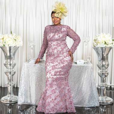 Aso Ebi Styles 2020 aso ebi styles 2020 - Aso Ebi Styles 2020 1 380x380 - 30 Aso Ebi Styles 2020 For Classy African Ladies To Try Out