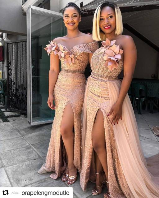 Aso Ebi Styles 2020 aso ebi styles 2020 - Aso Ebi Styles 2020 19 512x640 - 30 Aso Ebi Styles 2020 For Classy African Ladies To Try Out