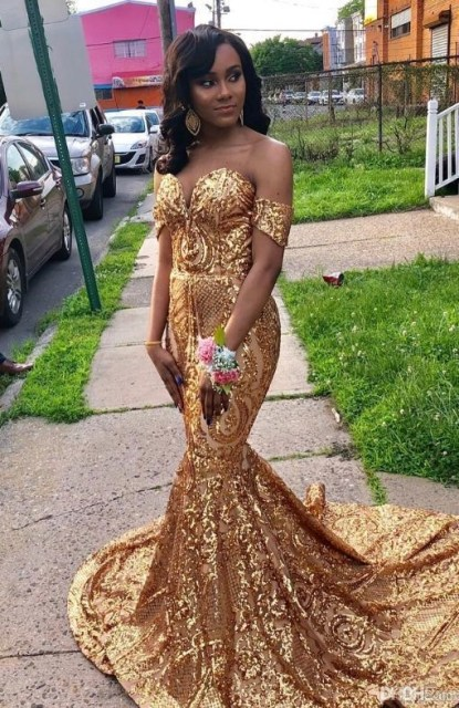 Gold Lace AsoEbi Dresses gold lace asoebi styles - IMG 8850 415x640 - These 25 Gold Lace AsoEbi Dresses Are Nothing But Stunning and Gorgeous