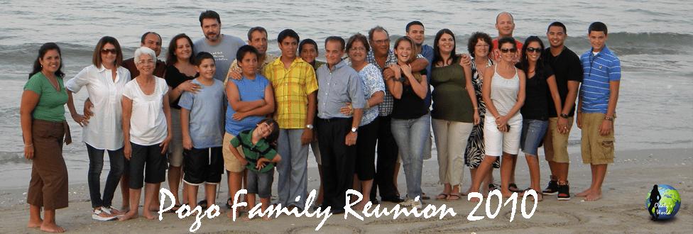 2010 Pozo Family Reunion