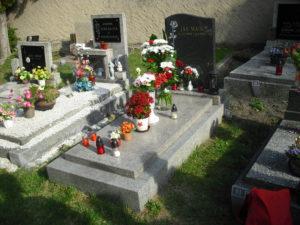 hrob Jendy Maika