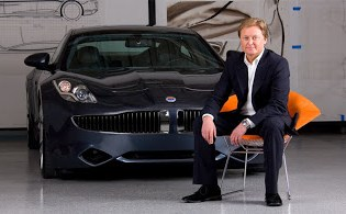 Fisker is retiring from his own company