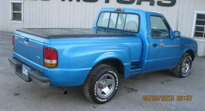 1996 ford ranger splash decals
