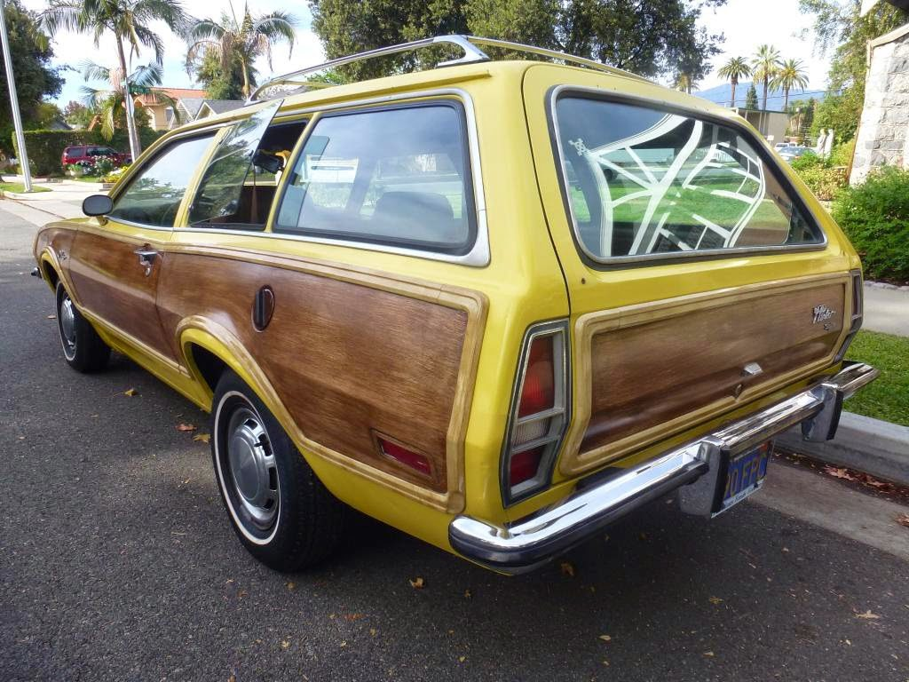 Dream Pinto Squire Wagon Four Speed
