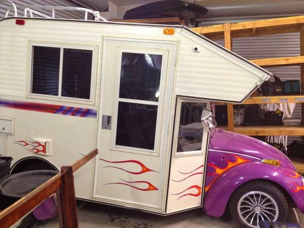 Just Another Vw Beetle Based Camper