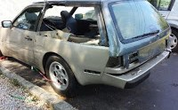 Incomplete 944 Shooting Brake Project