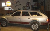 AMC Eagle Wagon with Manual