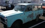 Rare Datsun 1200 Two-Door Wagon