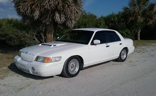 Post Super Bowl Panther: '98 Grand Marquis with 5MT Swap