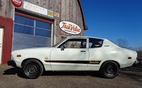 Great Ad and Cool Car: '76 Datsun Honey Bee