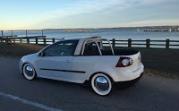Custom 2009 VW Rabbit Caddy