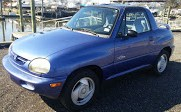 Rear-Wheel Drive, Manual and T-Tops: Suzuki X90