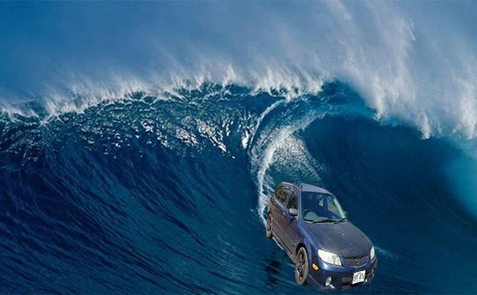 Best Mazda Protege5 Ad Ever!