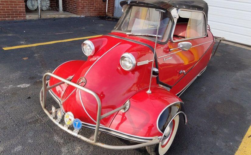 Potential Kabinenroller Deal: 1955 Messerschmitt KR200
